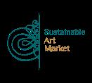 Sustainable Art market logo